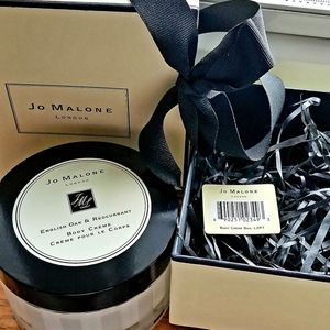 JO MALONE ENGLISH OAK & REDCURRANT BIG 5.9oz CREAM